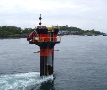 pembangkit listri tenaga pasang surut air laut