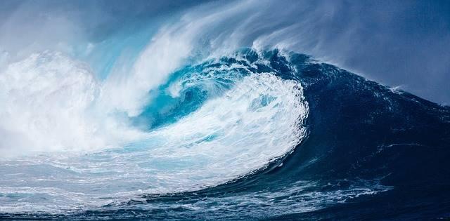 sumber energi alternatif - gelombang laut