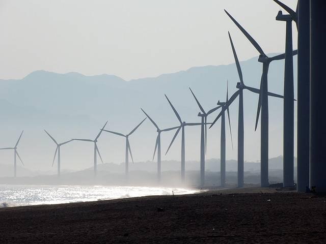 sumber energi alternatif - tenaga angin