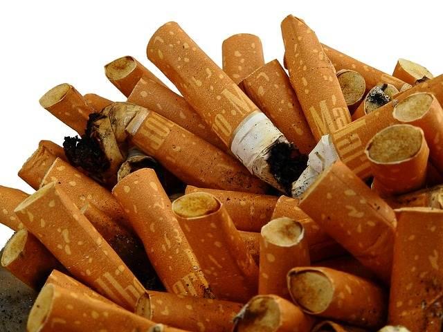 bahaya puntung rokok bagi lingkungan dan manusia