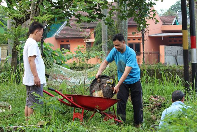 Manfaat Kerja Bakti Bagi Lingkungan