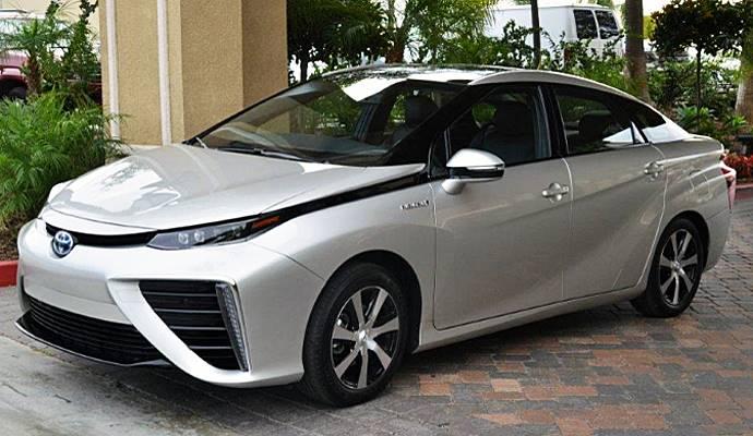 Mobil Ramah Lingkungan - Toyota Mirai