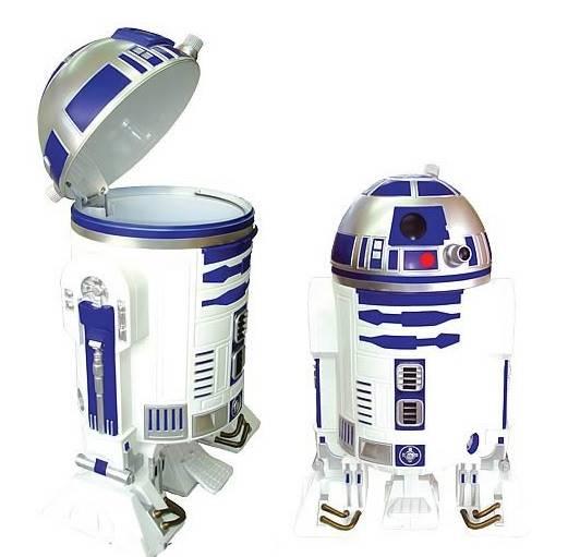 Tempat Sampah Unik - Ala Robot Star Wars R2-D2 A