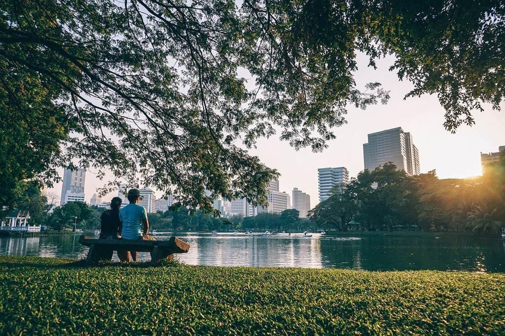 Fungsi Dan Manfaat Taman Kota Penting Bagi Warganya