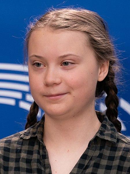 Greta Thunberg - Aktivis Lingkungan, Pejuang Iklim Cilik asal Swedia
