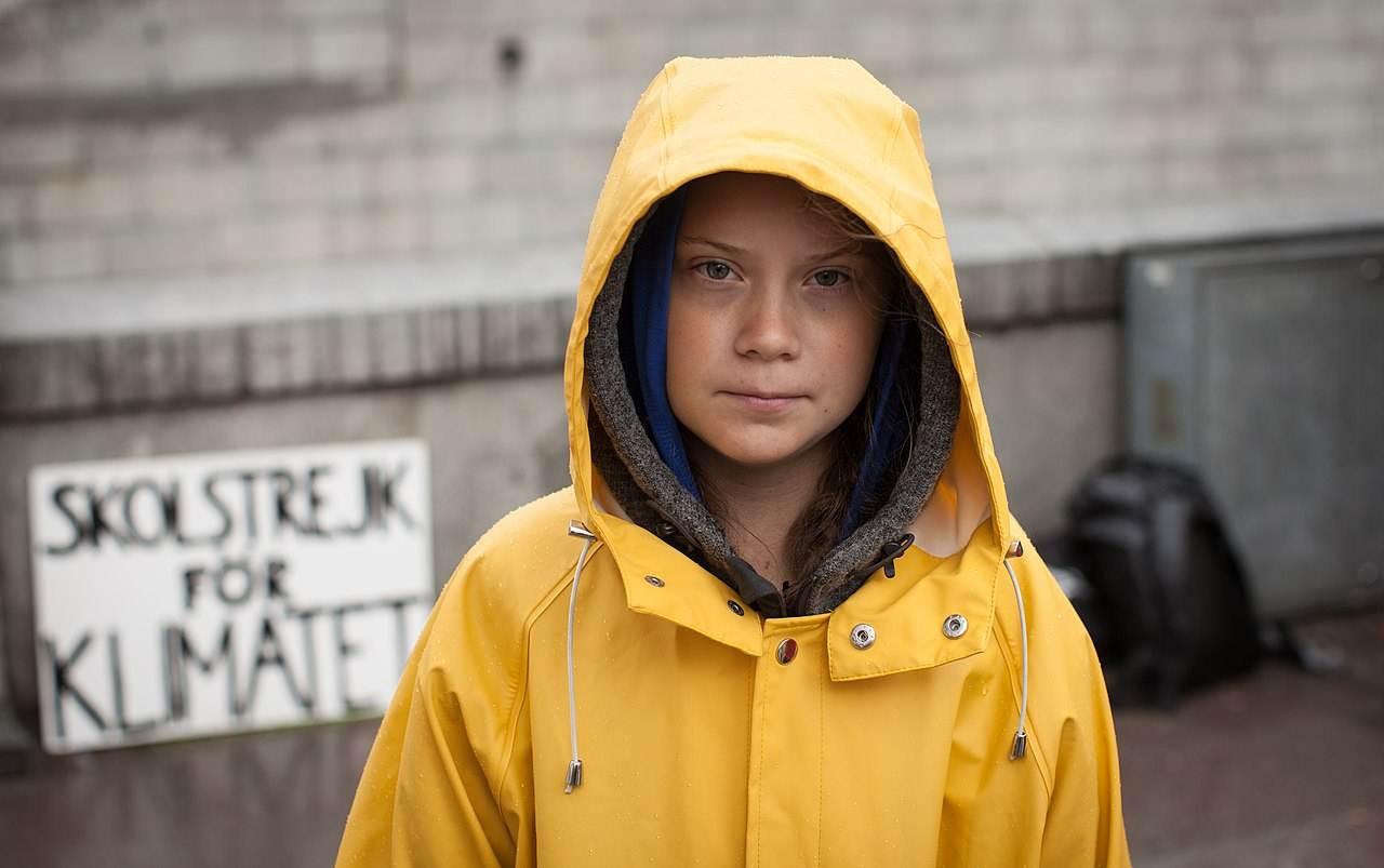Greta Thunberg Aktivis Lingkungan, Pejuang Iklim Cilik