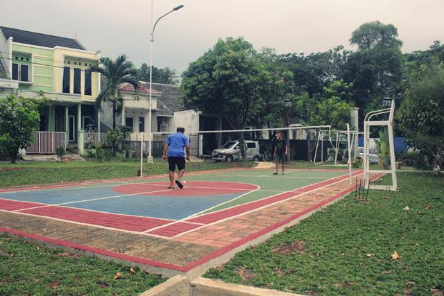 Rawat Taman Di Kompleks Perumahan Anda, Ada Fungsinya Loh